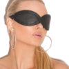 Leather blindfold - Leather blindfold.