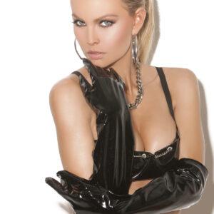 Long Vinyl Gloves